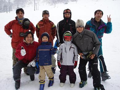 2008年シーズンの活動報告