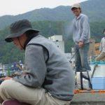 釣り同好会・活動報告(2010年5月)
