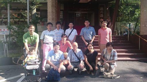 平成27年度稲門弁理士クラブ旅行会(2015/8/1~8/2)のご報告