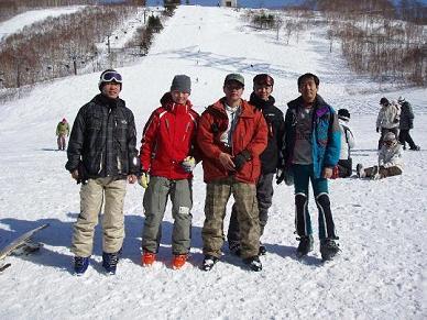 2009年シーズンの活動報告