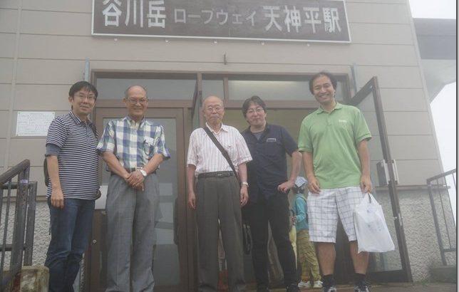 平成28年度稲門弁理士クラブ旅行会(2016/8/27~28)のご報告